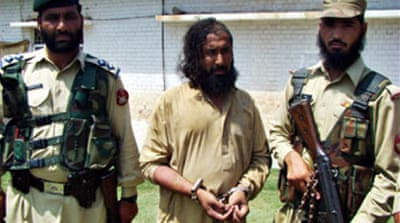 Pakistan Taliban spokesman 'seized'