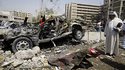 Hundreds killed and hurt in Baghdad