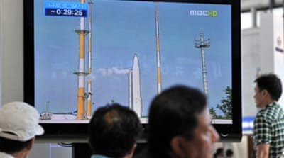 South Korea aborts space launch