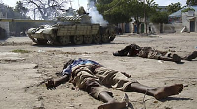Dozens killed in Mogadishu fighting