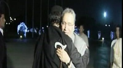 Video: Megrahi's release sparks row