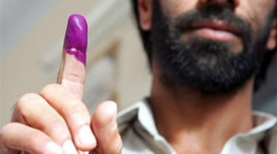 Voters targeted after Afghan polls