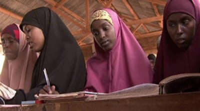 Video: Somalia's lost generation