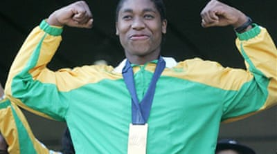 Semenya to keep gold medal