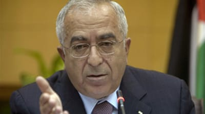 Palestinian PM plans for statehood