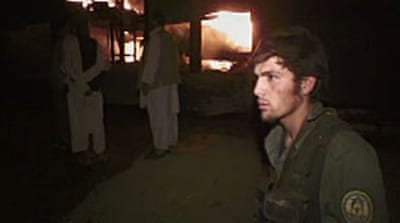 Second blast strikes Kandahar