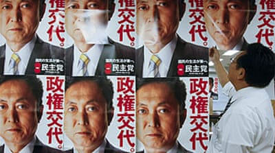 Poll predicts Japan vote landslide