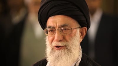 Khamenei: 'No proof' of chaos plot