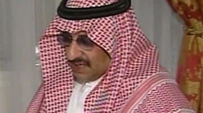 Saudi minister escapes bomber