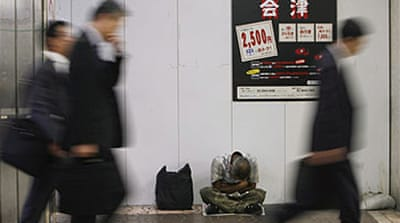 Japan unemployment rises further