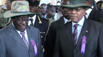 Video: Zuma urges Zimbabwe unity