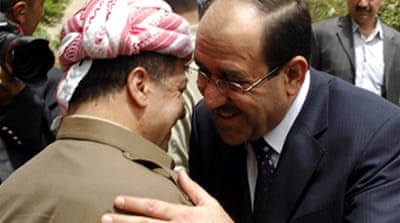 Maliki vows justice for gas victims