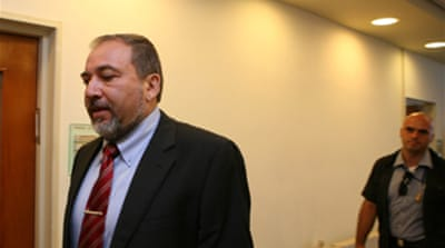Police target Lieberman over graft