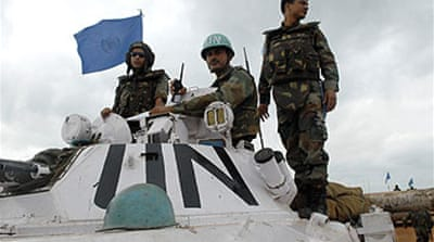 US to clear UN peacekeeping debts