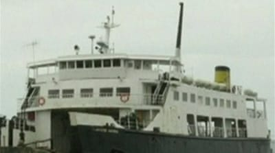 Scores missing as Tonga ferry sinks