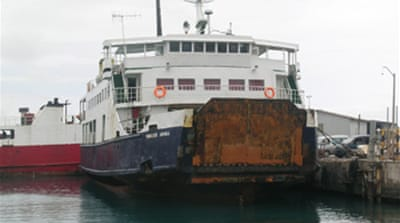 Hopes fade for Tonga ferry victims