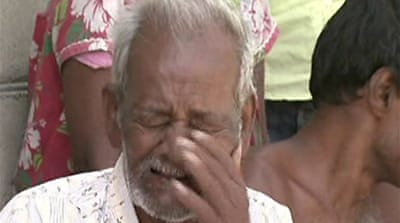 Video: Tamil families torn apart