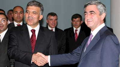 Armenia and Turkey to restore ties