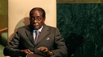 Mugabe welcomes EU delegation