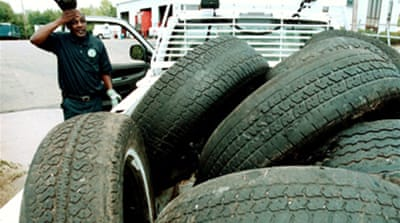 China angered by US tyre tariff