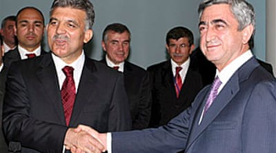 Thaw in Armenian-Turkish relations