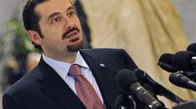 Al-Hariri renominated for PM job
