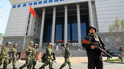 Six more to die over China riots