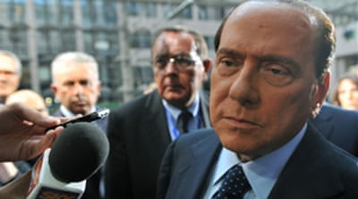 Berlusconi corruption trial resumes