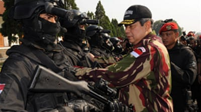 Indonesia: Terrorist threat remains