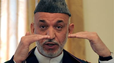 Karzai hits out over Afghan deaths