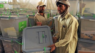 Afghan results 'not to be rushed'