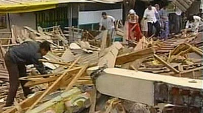 Video: Major quake hits Indonesia