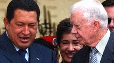 US 'likely behind' Chavez coup