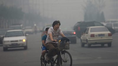 China to take 'bold' emissions step