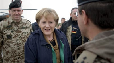 German voters mull Afghan strategy
