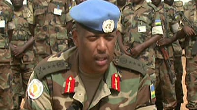 Video: Security improves in Darfur