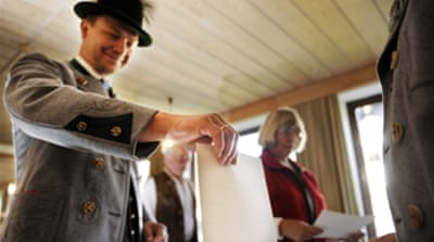 Germans vote in federal election