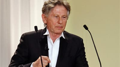 Film-maker Polanski arrested