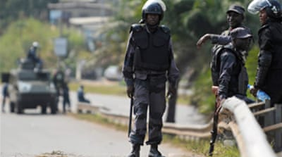 Gabon riots follow Bongo poll win