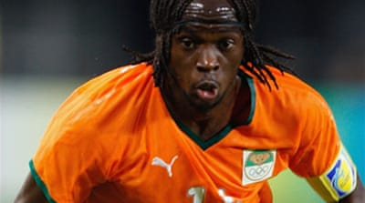 Gervinho: High-octane in orange
