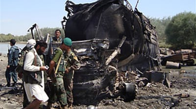 Nato begins Afghan bombing inquiry