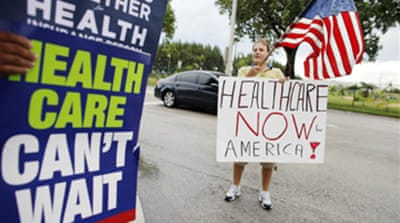 US health bill clears first hurdle