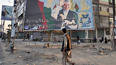 Afghan officials bar 'bogus' votes