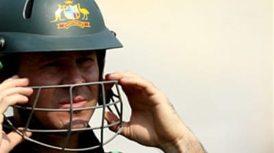 Ponting leaves Australia Twenty20