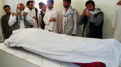Anger over Afghan reporter's death