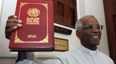 Malaysia 'Allah' ban overturned