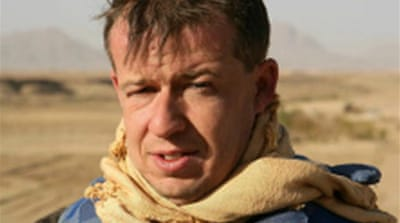 UK reporter killed in Afghanistan