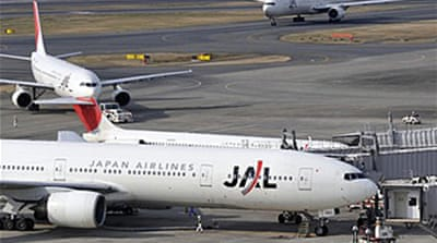 Japan Airlines 'to cut 15,600 jobs'