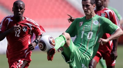 Malawi leave Algeria feeling empty