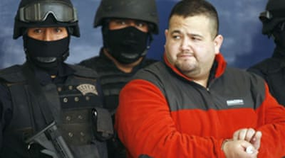 Mexican drug lord 'El Teo' captured